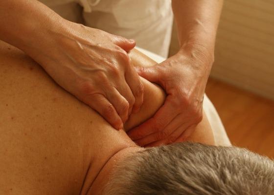 disfrutar masaje