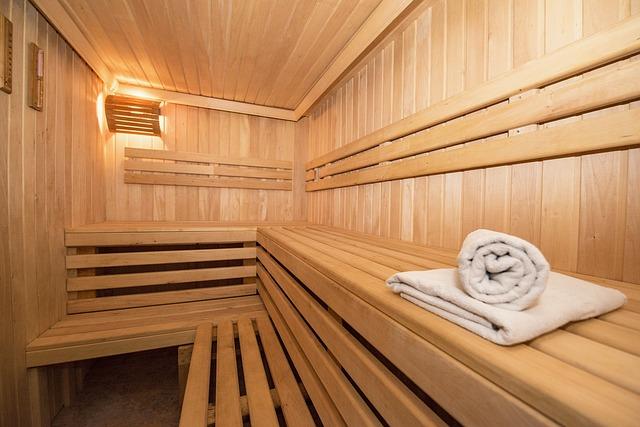Propiedades Sauna