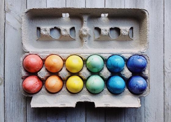 El código de los huevos significado