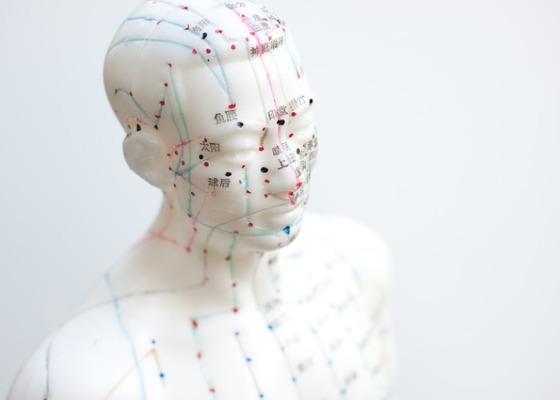 6 puntos sorprendentes de acupuntura