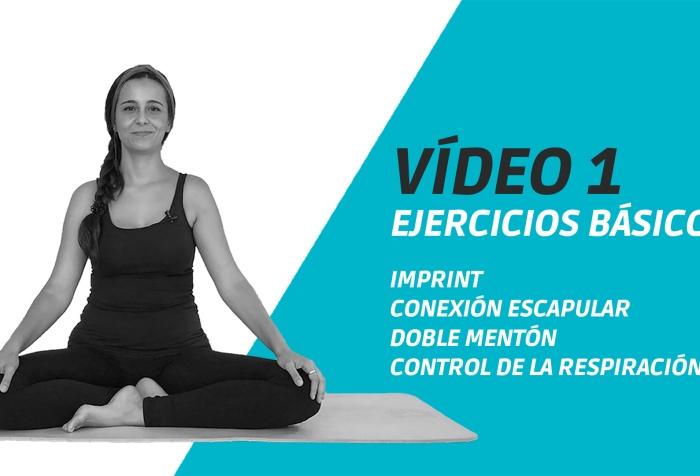 Ejercicios básicos del pilates