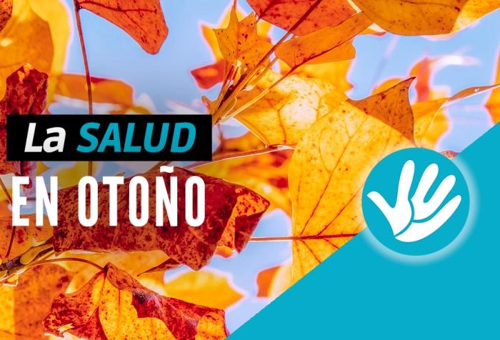 la salud en otoño
