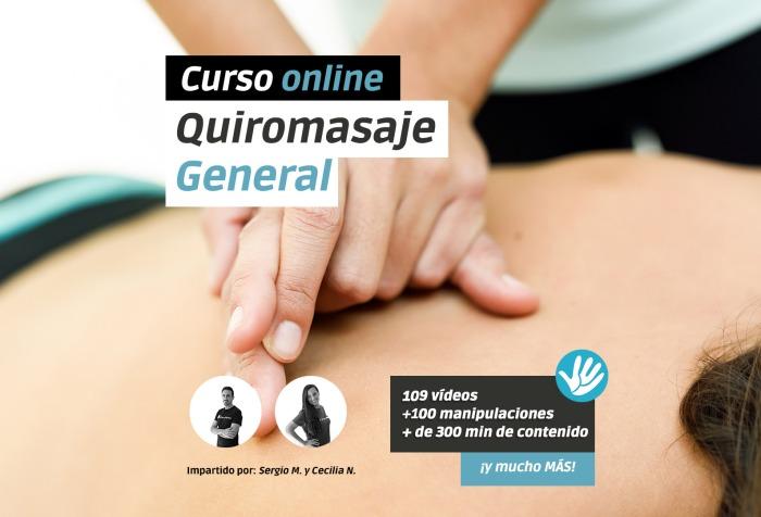 Curso masaje online