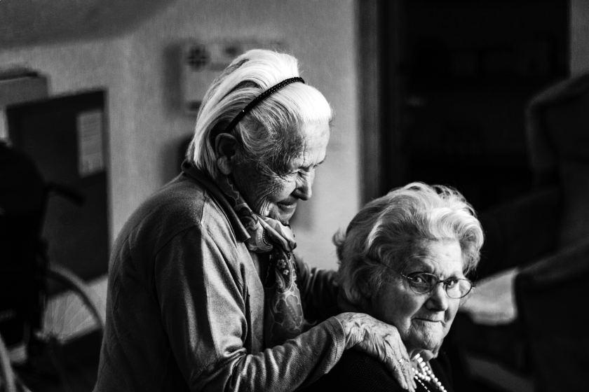 El masaje en la tercera edad